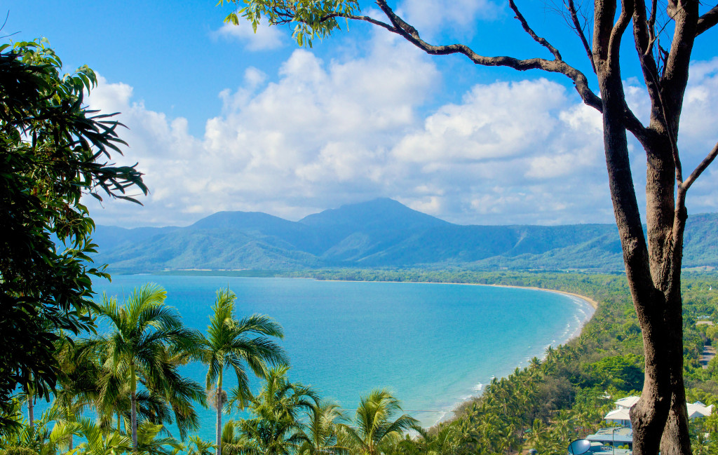 Four Mile Beach Port Douglas Queensland Australia
