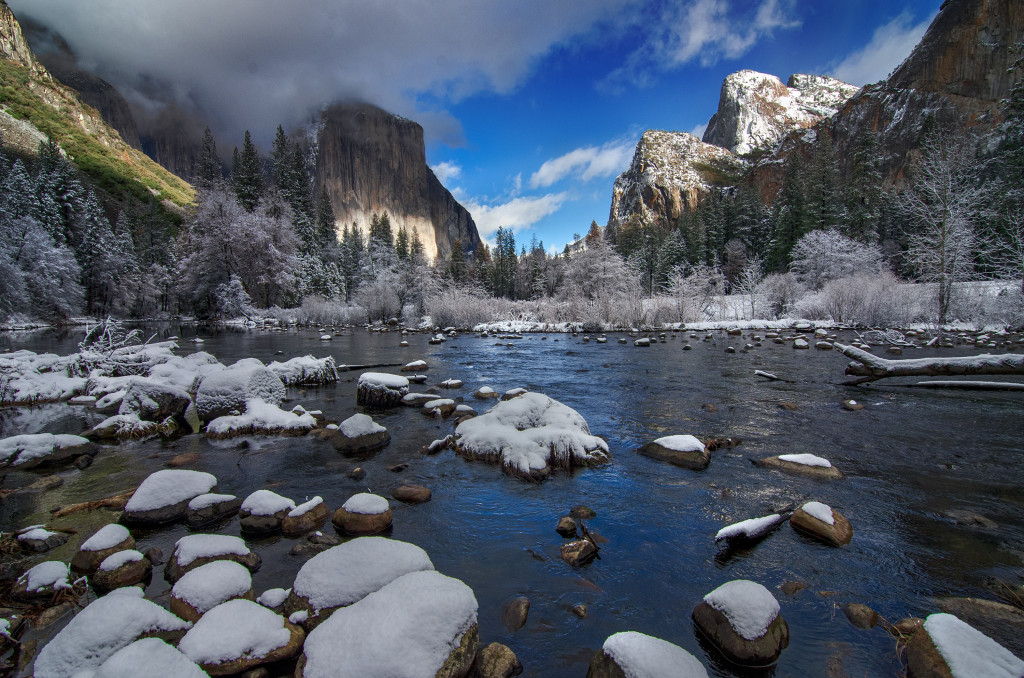 Yosemite Valley Matt Grans